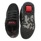 Bys Propel 2.0 blk/red skate sneaker