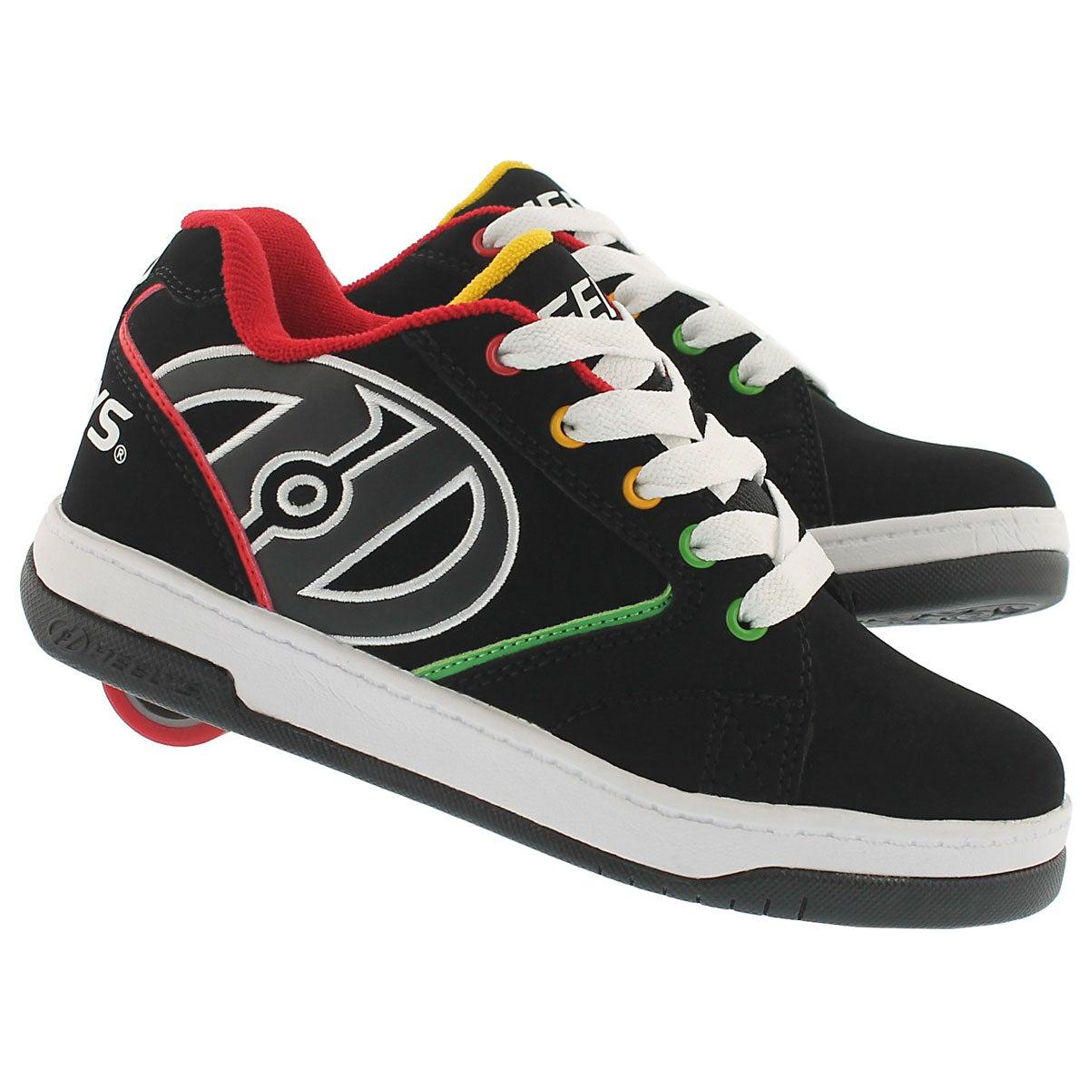 Bys Propel 2.0 blk/multi skate sneaker