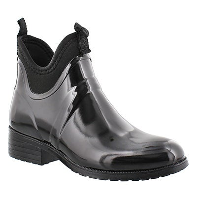 Lds Quill black short wtrpf boot