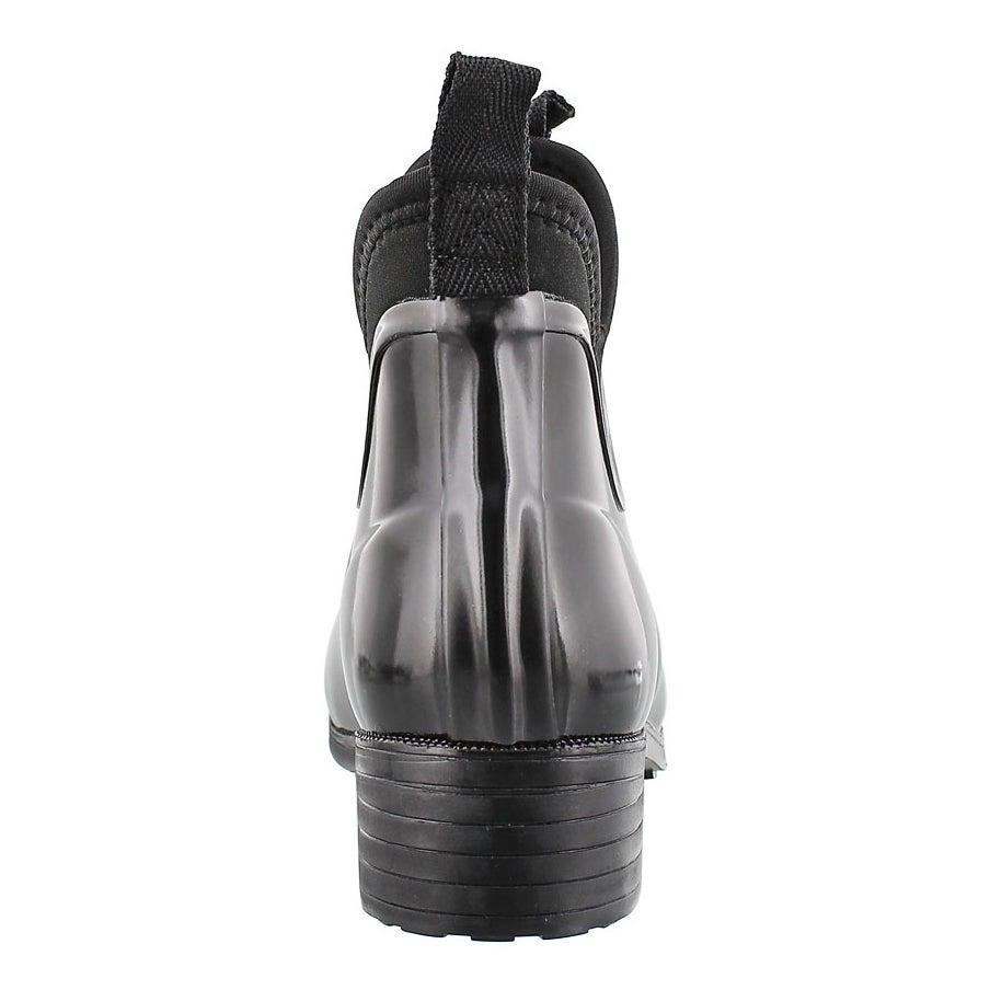 Lds Quill black short wtrpf boot