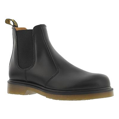 Dr Martens Women's CORE 2976 black chelsea boots