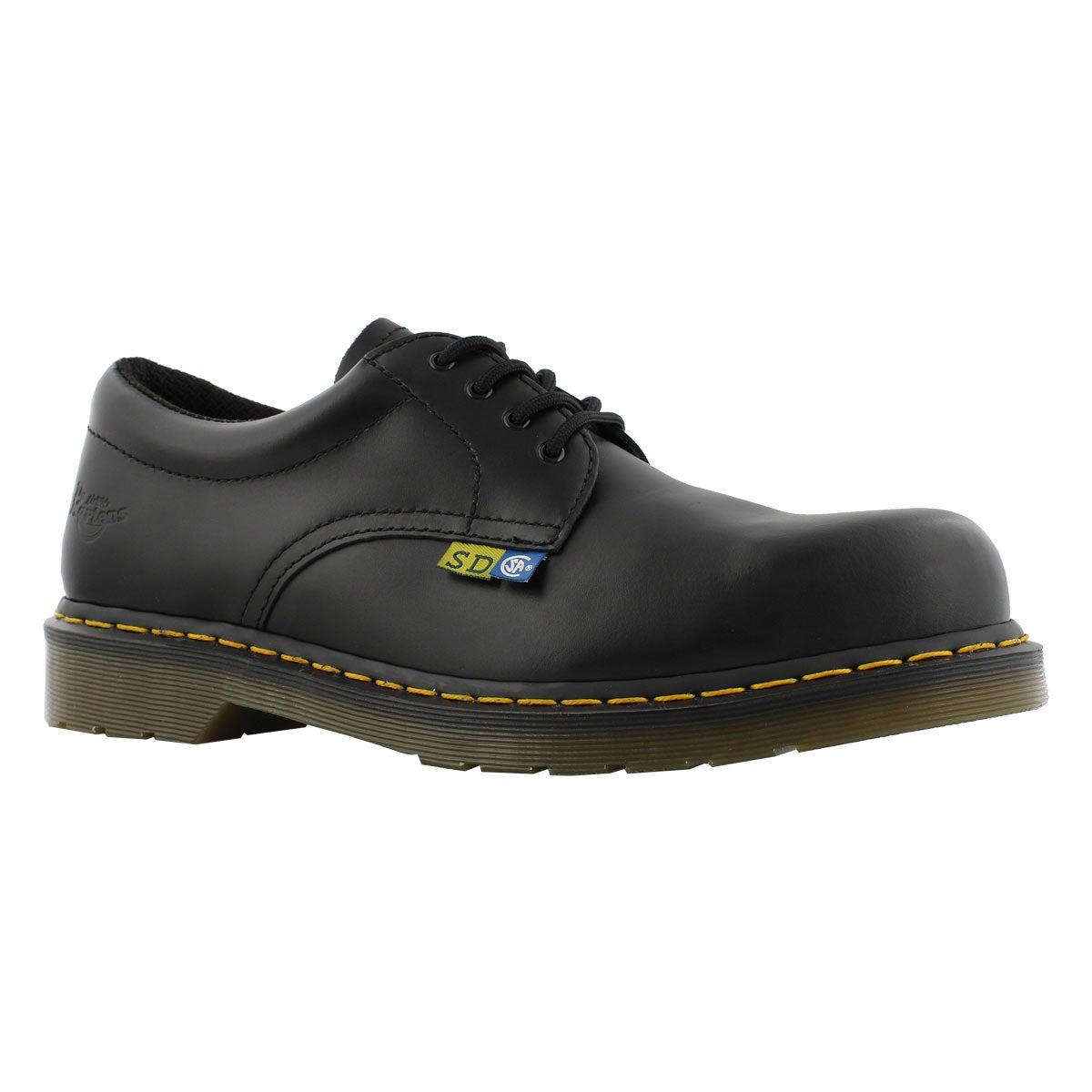 Mns Gibson black CSA safety shoe