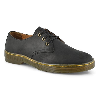Mns Coronado black casual oxford