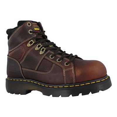 Mns Ironbridge teak CSA safety boot