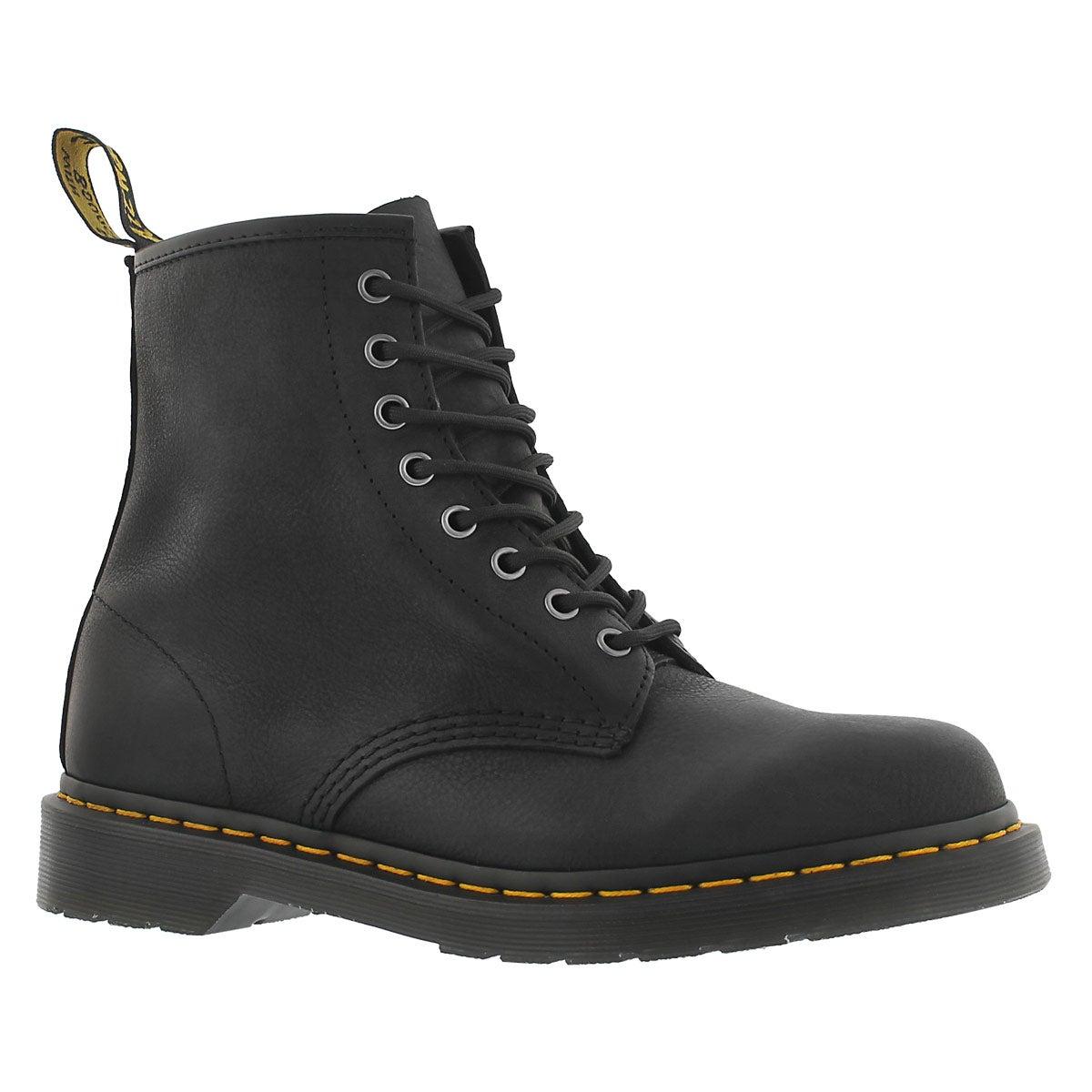Men's 1460 8-eye black boots