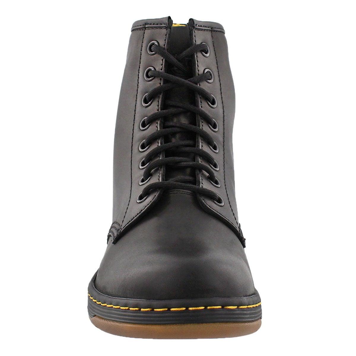 Lds Lite Newton black 8 eye combat boot