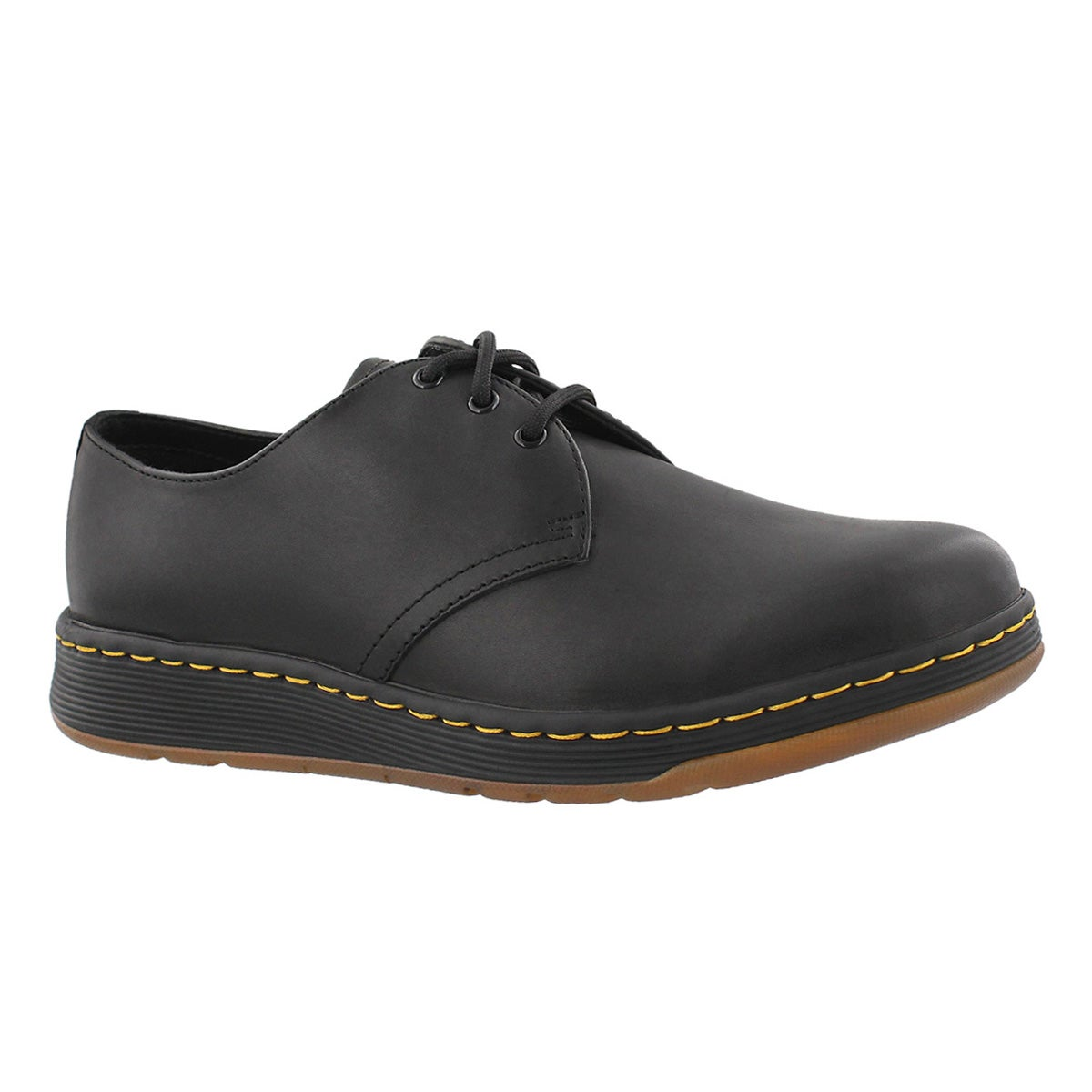 Men's DM Lite CAVENDISH black 3 eye casual oxford