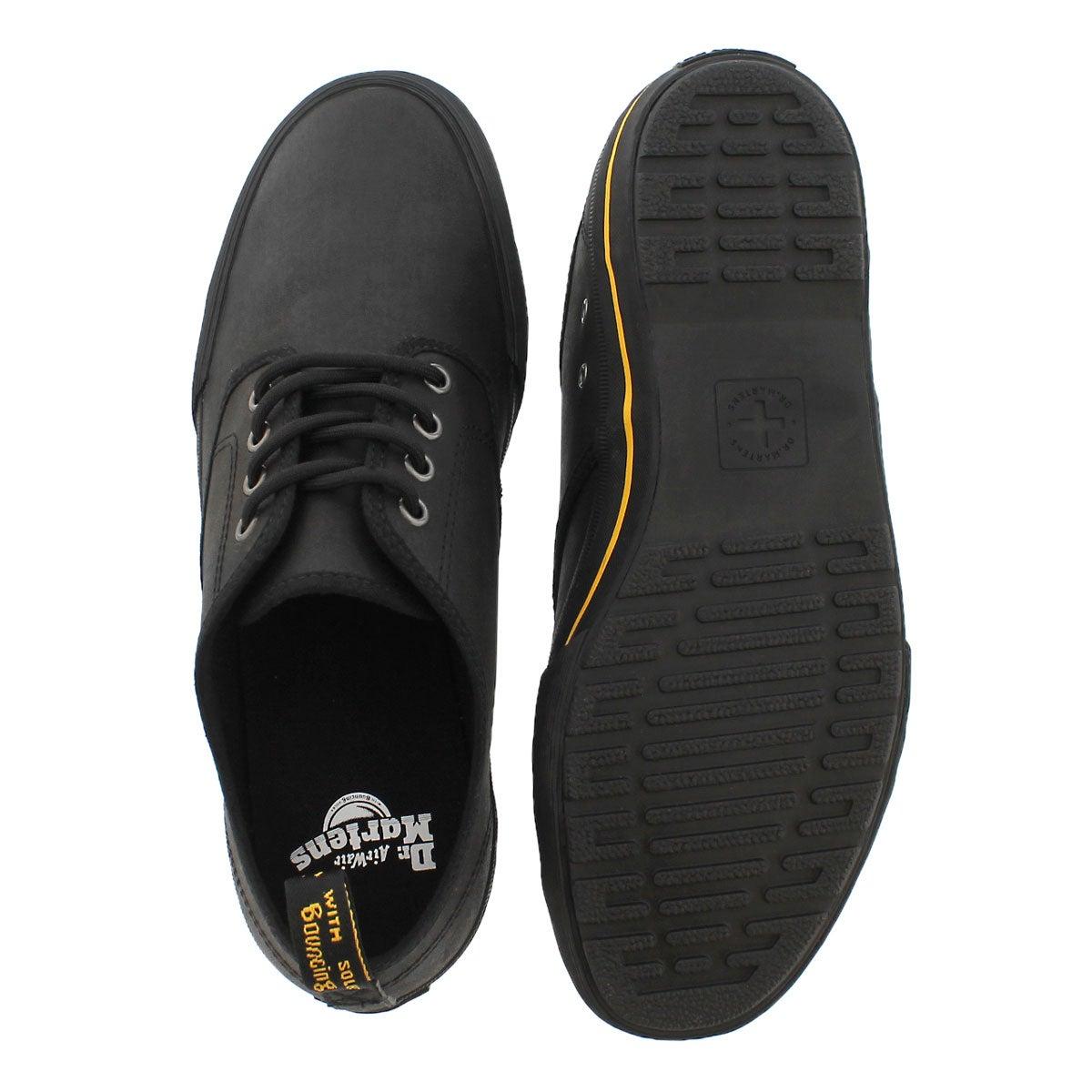 Mns Pressler Lamper blk lace up sneaker