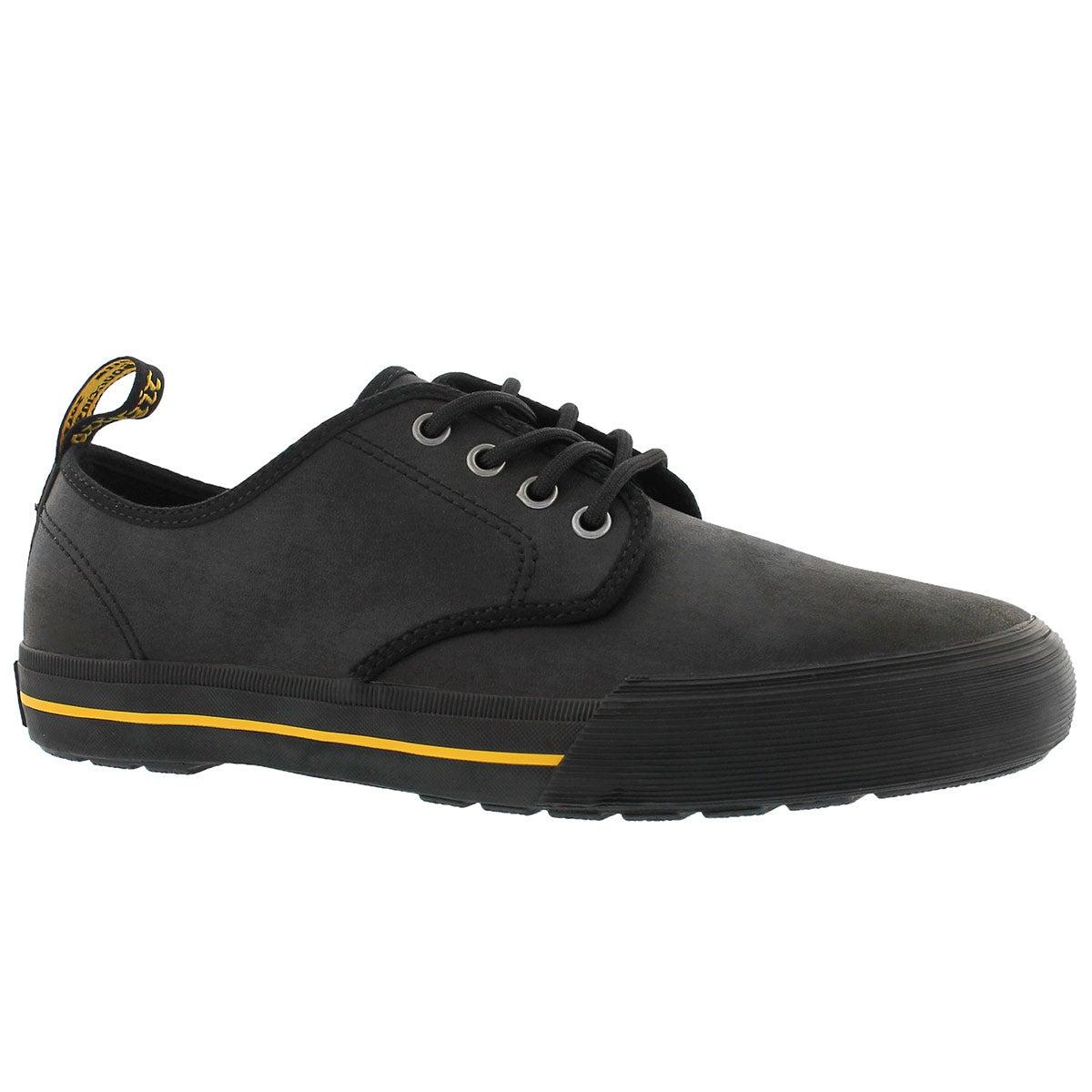 Men's PRESSLER LAMPER black lace up sneakers