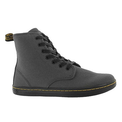 Lds Shoreditch lead 7-eye canvas boot