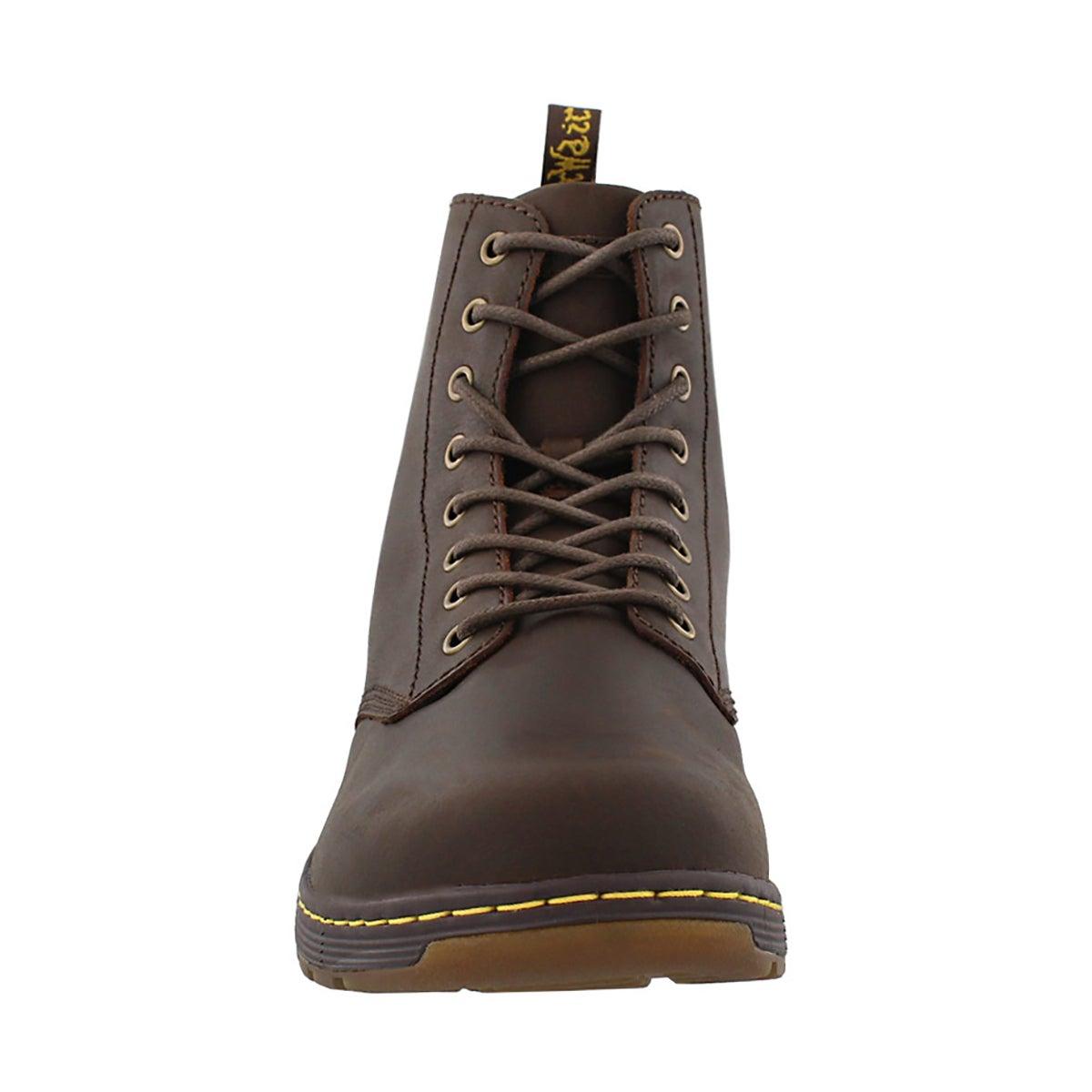 Dr-Martens-Men-039-s-Monty-Lace-Up-Combat-Boot