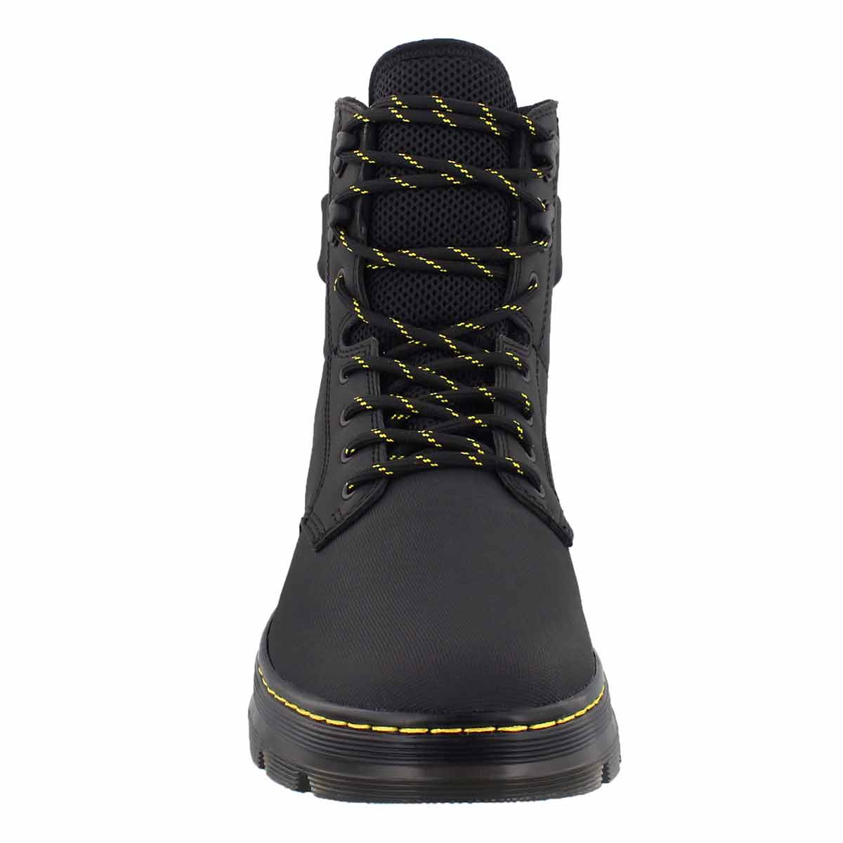 Mns Quinton black combat boot