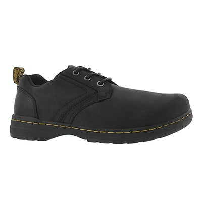 Mns Gilmer blk laceup casual oxford