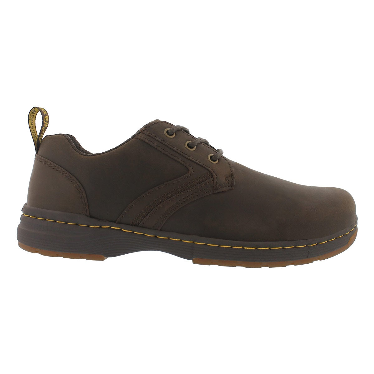 Mns Gilmer brn laceup casual oxford