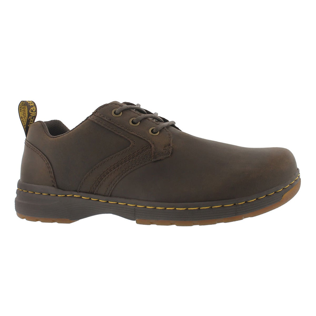 Men's GILMER brown laceup casual oxford