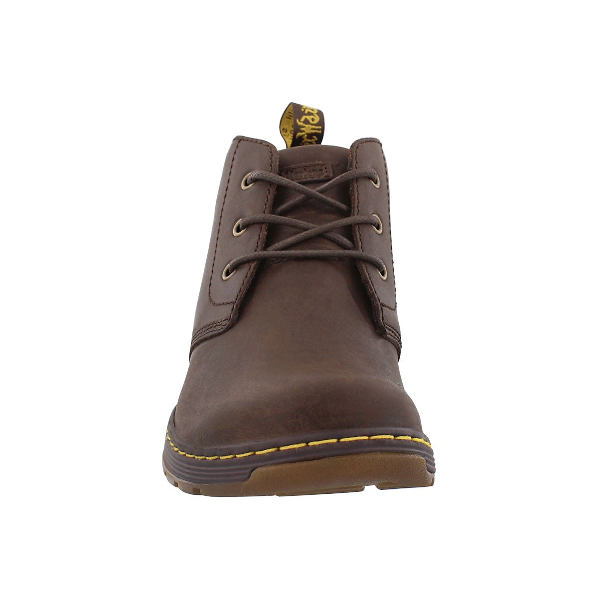 Mns Emil brown oily lthr chukka boot