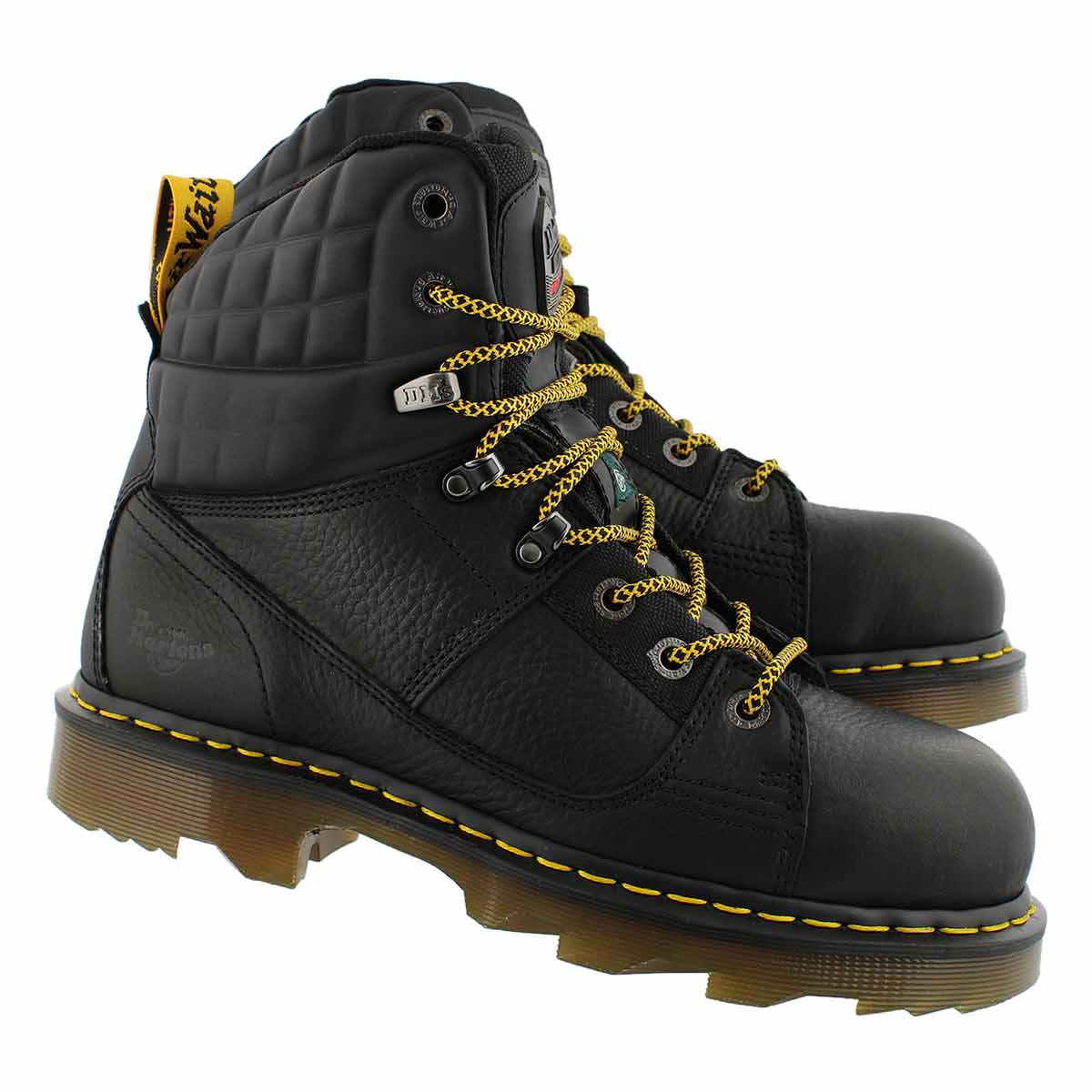 Mns Camber ST black CSA safety boot