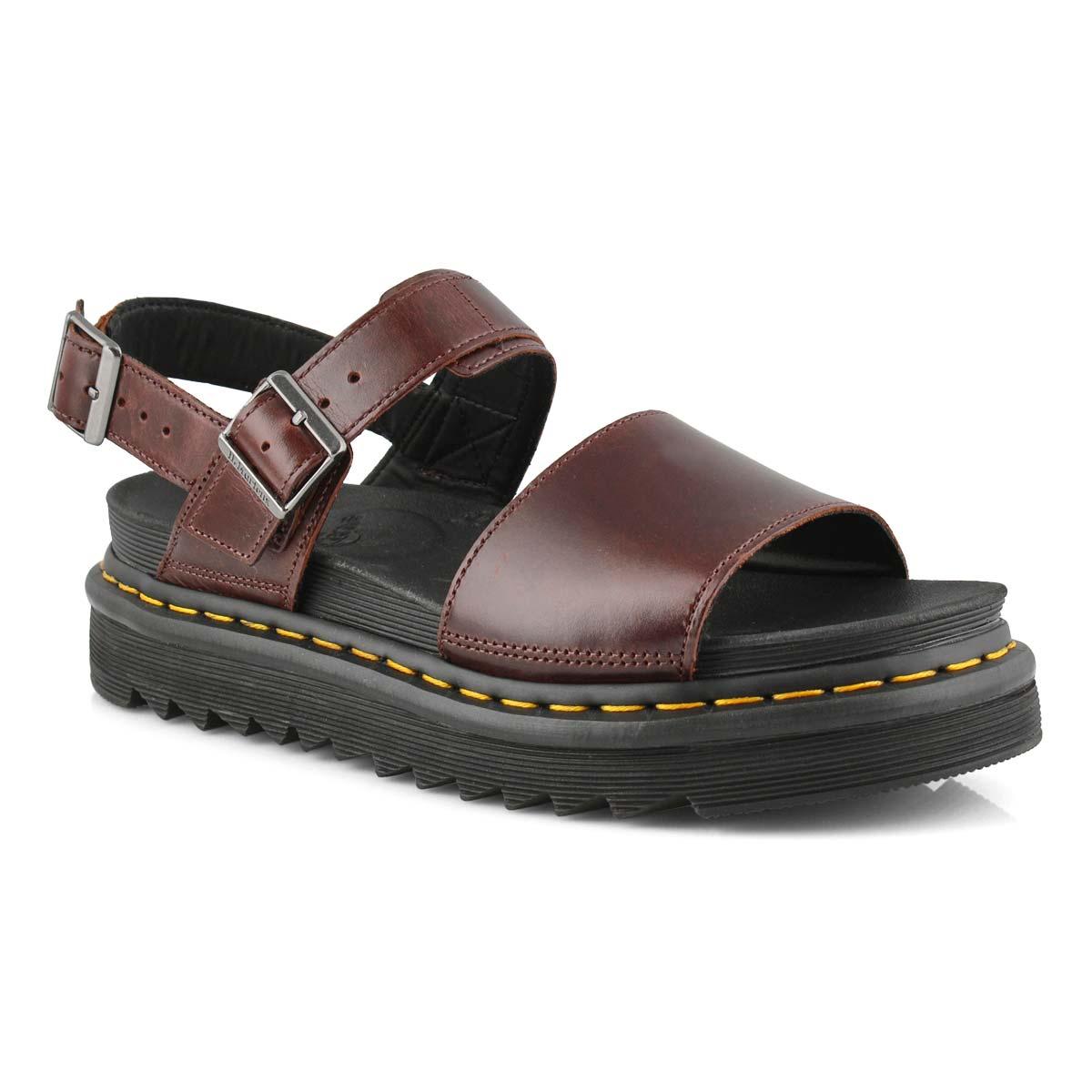 Lds Voss charro 2 strap casual sandal