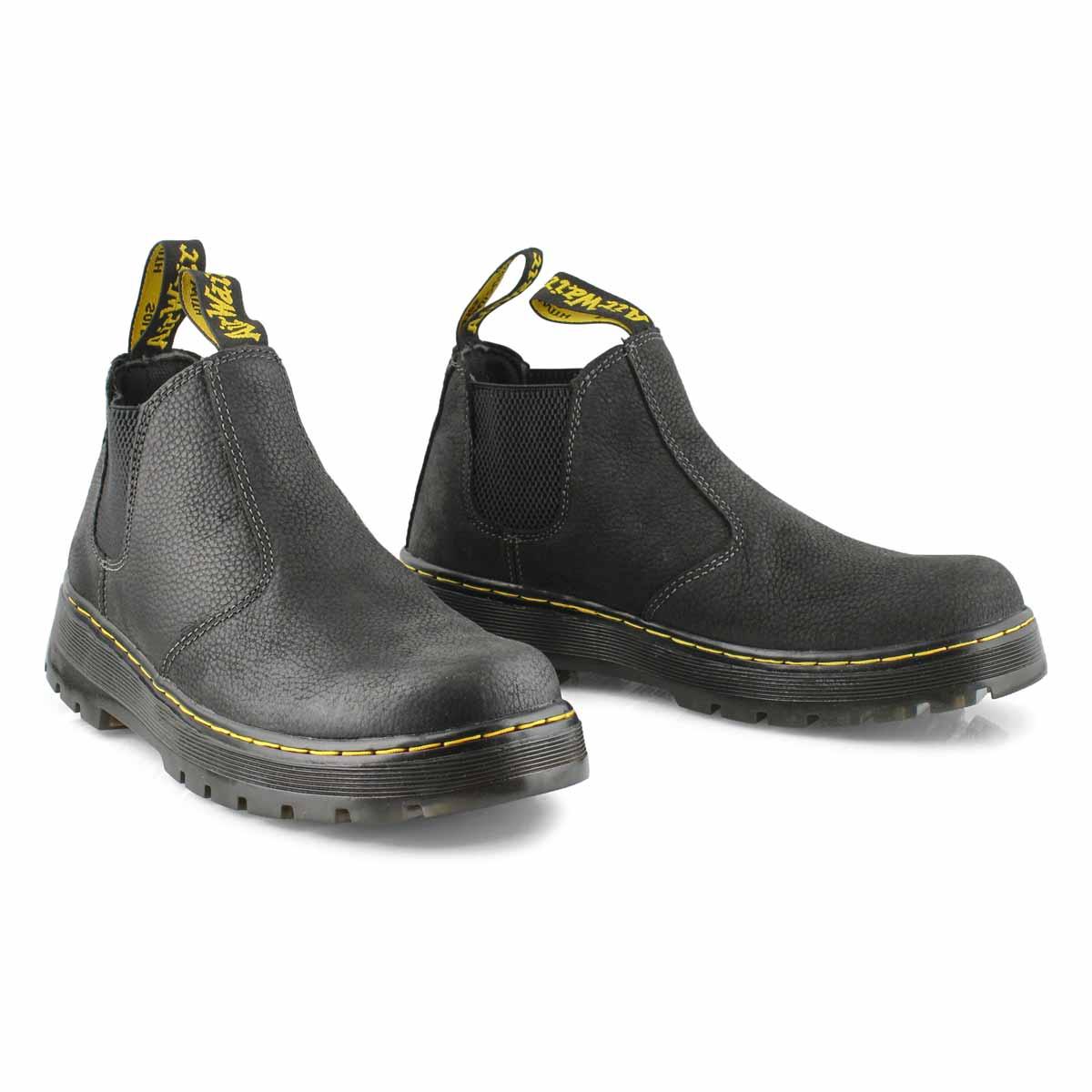 93d0c619139 Men's HARDIE black chelsea boots