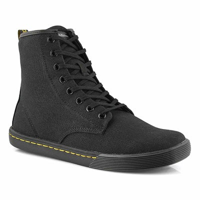 Lds Sheridan black 8 eye boot
