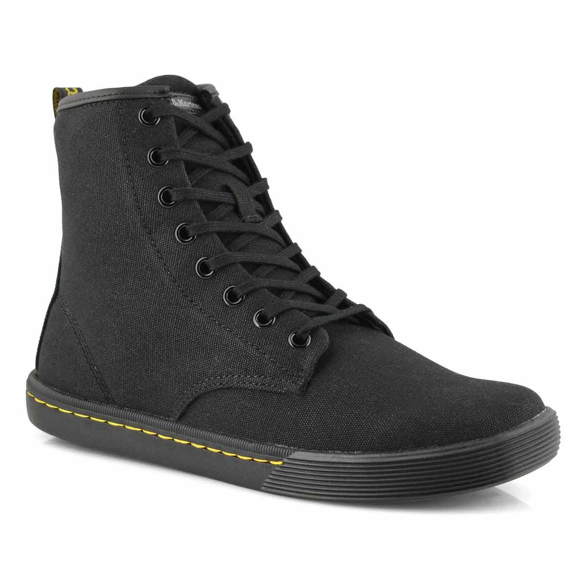 Lds Sheridan black 8 eye boot