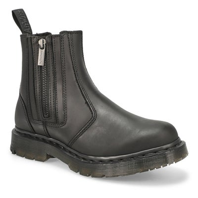 Lds 2976 Alyson Snowplow wtpf blk boot