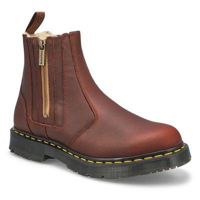 Lds 2976 Alyson Snowplow wtpf brn boot