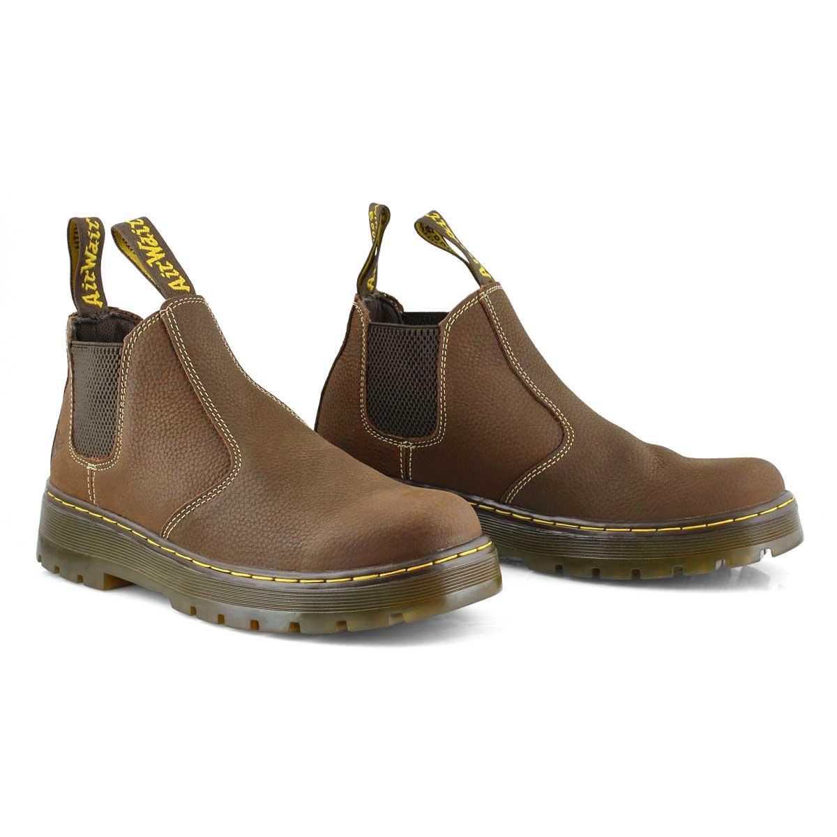 Mns Hardie whiskey chelsea boot
