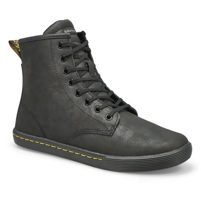 Lds Sheridan black combat boot