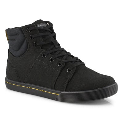 Lds Rozarya black 7 eye casual boot