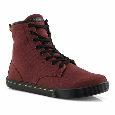 Lds Sheridan oxblood 8 eye boot