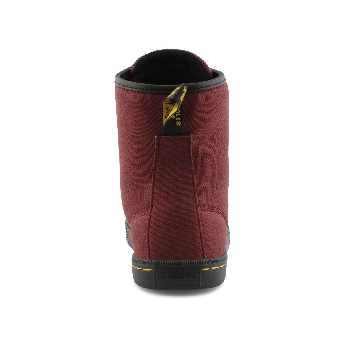 Lds Sheridan oxblood 8 eye boot