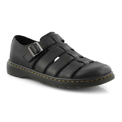 Mns Fenton black casual sandal