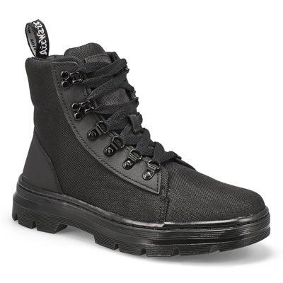 Lds Combs black combat boot