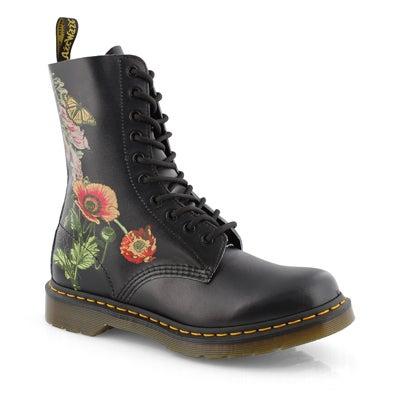 Lds 1490 Wild Botanics blk/mlti boot