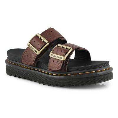 Mns Myles II cask 2 strap casual sandal