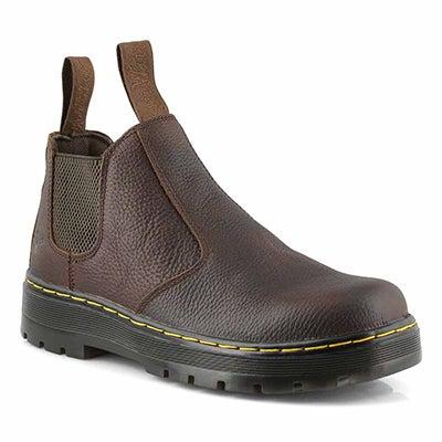 Mns Hardie 2.0 tan bear chelsea boot