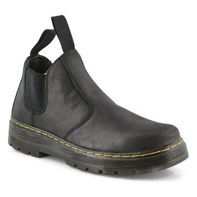 Mns Hardie 2.0 black chelsea boot