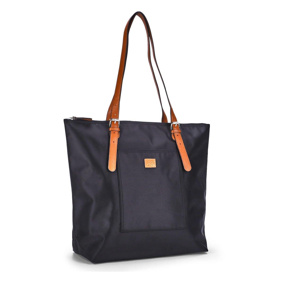 12562cabb71 Women's R4324 black 2 in 1 tote/crossbody bag