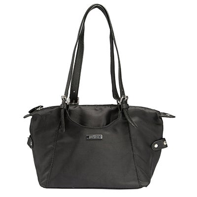 Roots Women's ROOTS73 R4669  black shoulder bags