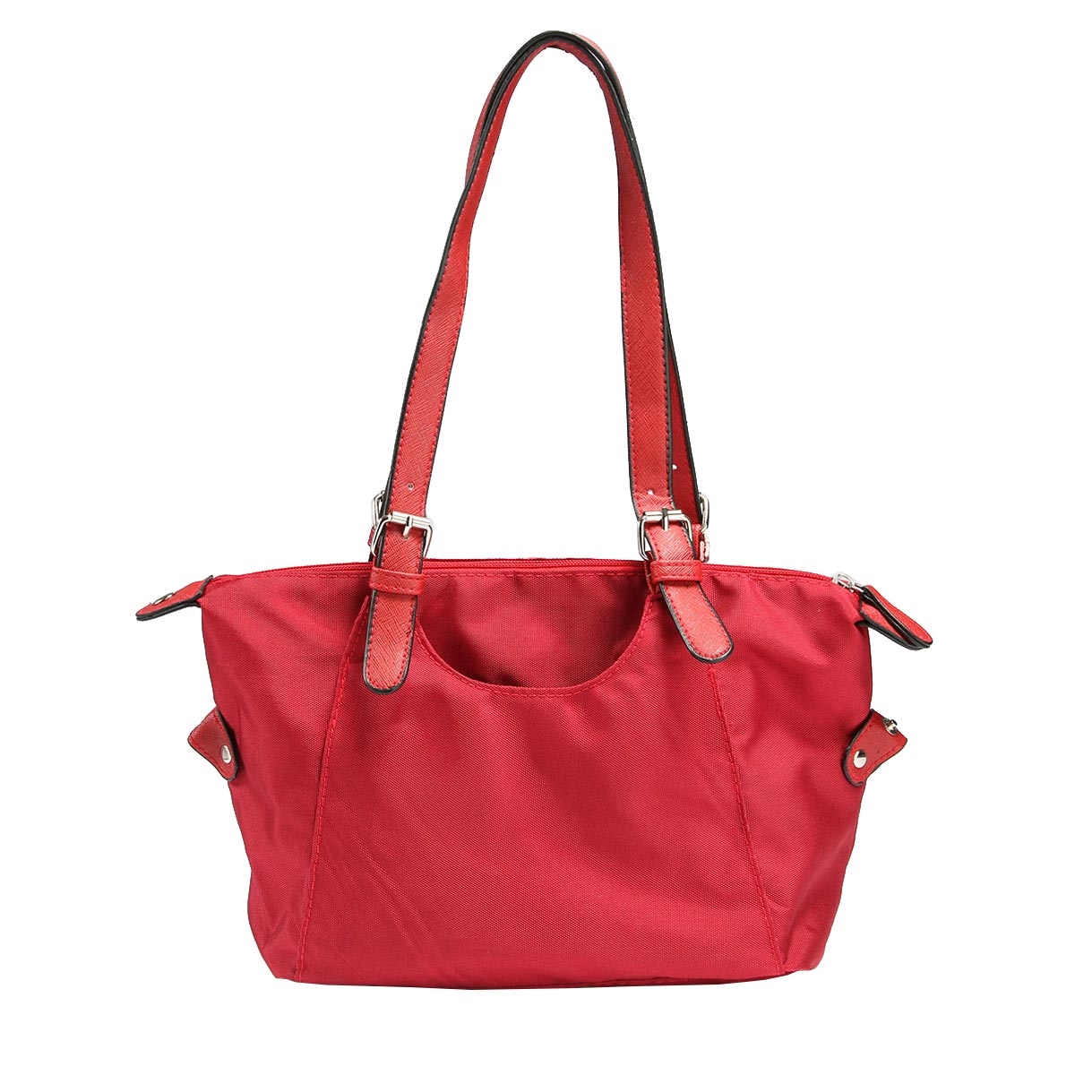 Lds ROOTS73 red shoulder bag