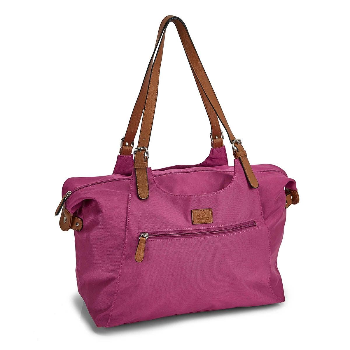 Women's R4700 fuchsia large tote bag