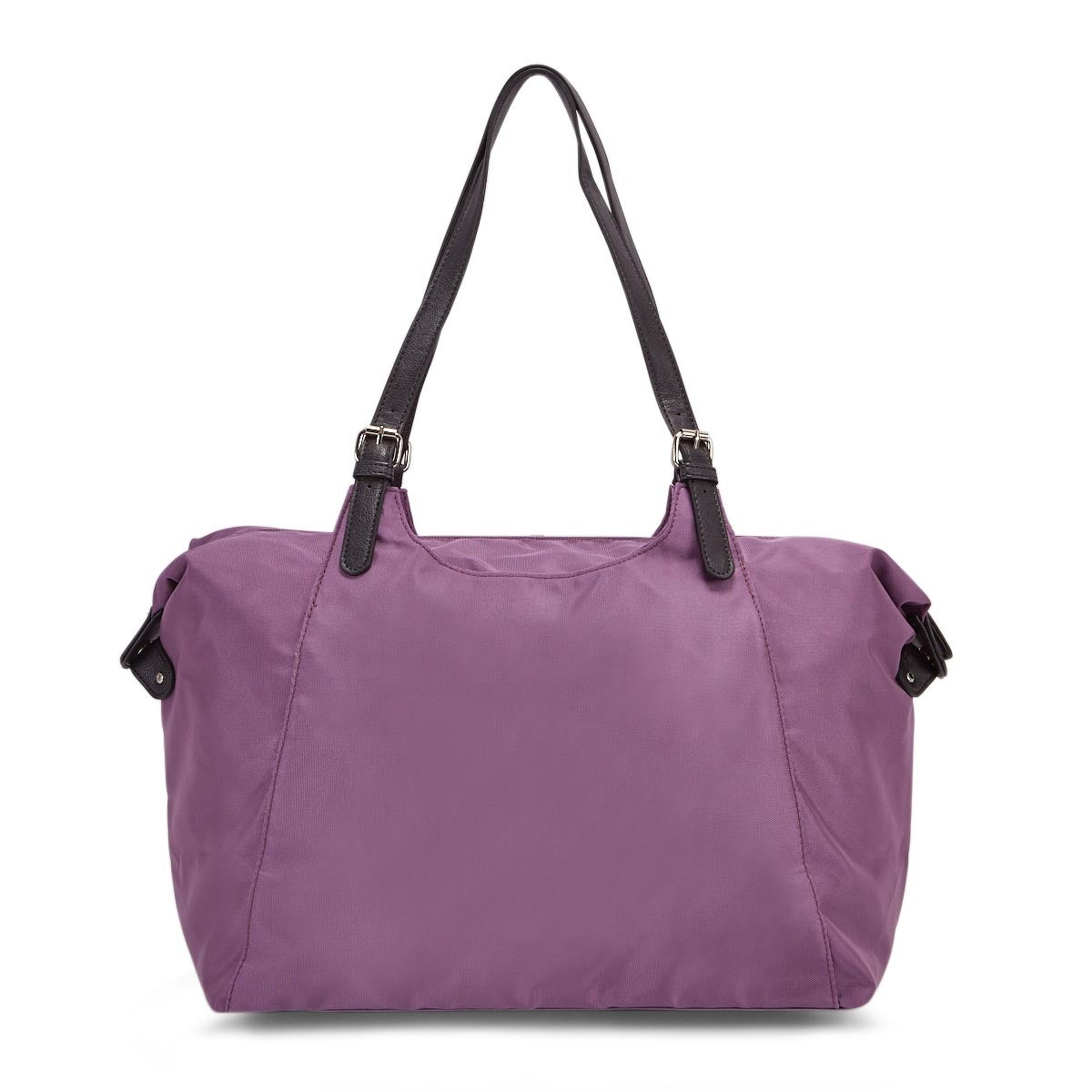Lds Roots73 lilac nylon large tote bag