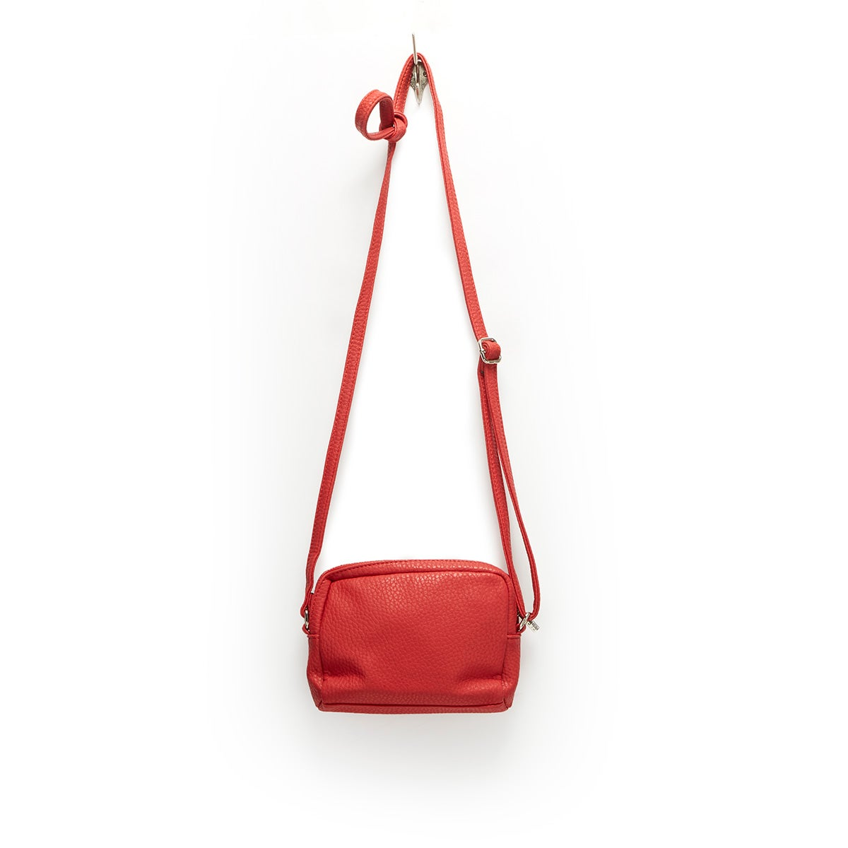 Lds Roots73 red cross body bag