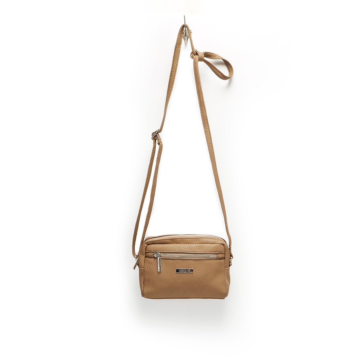 Sac � bandouli�re Roots73, taupe, femmes