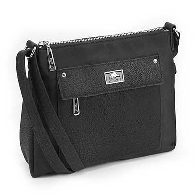 Roots Women's R4787 east west cross body bag
