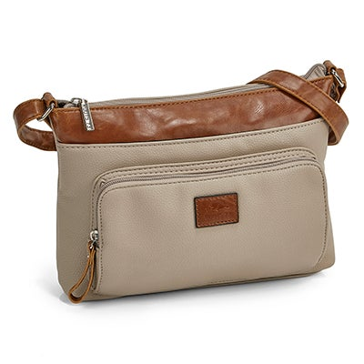 Lds Roots73 stone east/west crossbody