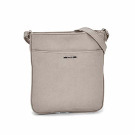 Roots Women's R4794 stone north south crossbody bag