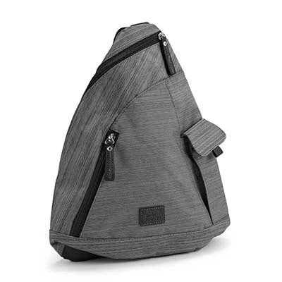 Roots Women's ROOTS73 R4816 grey sling backpack