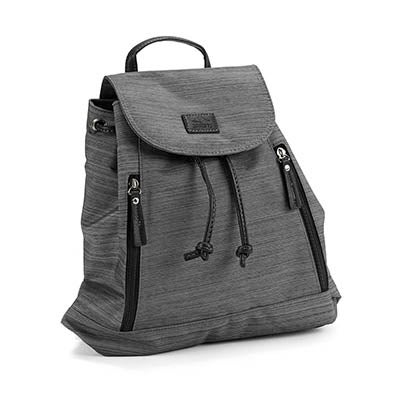Roots Women's ROOTS73 R4820 grey mini backpack